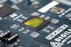 """Counterfeit-Proof Computer Chips Have Unique """"Fingerprint"""""""