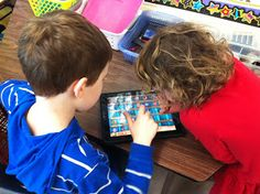 Journey with an iPad: Puppet Pals and Oral Language practice