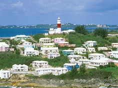 St. David's Island, Bermuda. This is the island we live on while stationed in Bermuda. Margot Clark