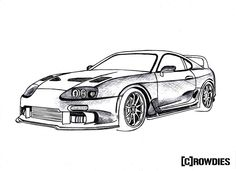 #supra #drawing #tuning #crowdies