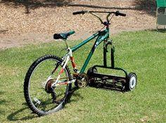 Ecologic Lawnmower