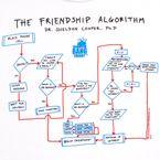 Friend Algorithm big bang theory