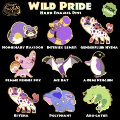 Art Central, Ace Pride, Lgbt Memes, Cute Kawaii Animals, Pansexual Pride, Lgbt Love, Jimin, Lgbt Community, Gay Art