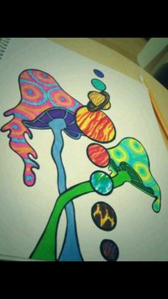 hippie painting ideas 480829697717727592 - ideas for drawing trippy hippie sun moon Source by Hippie Drawing, Hippie Painting, Trippy Painting, Alien Painting, Trippy Drawings, Psychedelic Drawings, Art Drawings, Mushroom Drawing, Mushroom Art