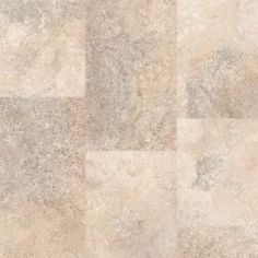 Bellavista Travertine 8mm thick x 8 in. wde x 47.6 in. length laminate flooring (21.36 sq.ft./case)-367521-00125 at The Home Depot.  Actually, I like this cheap one!!!!