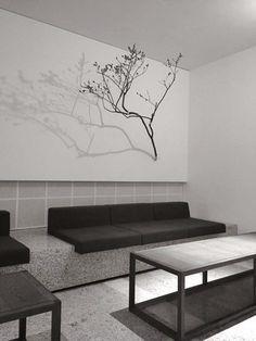 포트폴리오 > 포트폴리오 > 대구 편강한의원 Retail Interior Design, Restaurant Interior Design, Cafe Interior, Modern Interior Design, Interior Architecture, Coffee Shop Design, Cafe Design, Living Room Furniture Arrangement, Home Decor Furniture