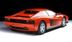 The Ferrari Testarossa. A controversial entry into my dream garage, but this was the car of my dreams as a young boy, and that dream should never be extinguished. This car defined the styling of the eighties. One day.....