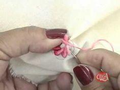 Sueli Pontes ensina a fazer um bordado em toalha   Bloco 02.flv