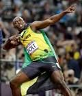 Usain Bolt ...Win Gold Medal 100m & 200m Olympic 2012 London