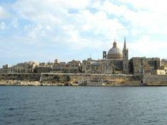 #Malta #Valletta from #Sliema