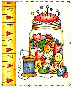 desenhos para colorir e imprimir DE COSTURA GRATIS - Pesquisa Google