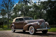 """THE 1940 BUICK PHAETON AUTOMOBILE FROM CASABLANCA  Sold for $461,000  at the TCM / Bonhams """"What Dreams Are Made Of"""" Auction November 23, 2013"""