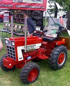 The Little Tractor Company John Deere Garden Tractors, Yard Tractors, Small Tractors, Compact Tractors, Antique Tractors, Vintage Tractors, Triumph Motorcycles, Garden Tractor Pulling, Mini Jeep