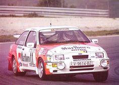 Carlos Sainz Sports Car Racing, Auto Racing, Race Cars, Rally Raid, Ford Sierra, Formula One, Toyota Celica, Car Show, Nascar