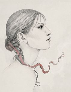 Sketches II by Diego Fernandez, via Behance