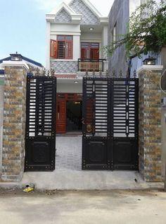 Bán nhà ở Dĩ An Bình Dương 1 lầu 1 trệt giá rẻ mặt tiền đẹp: