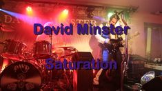 Strongly inspired by his brother-in-law 🅲🅰🅻🆅🅸🅽 🆁🆄🆂🆂🅴🅻🅻, David Minster makes the most of it and offers us Rock and Blues to the rhythms of the American Far We. Law, Brother, Blues, David, Neon Signs
