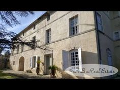 AB Real Estate France: #Nîmes Prestigious property, large 17th C. Maison de Maître for Sale, Languedoc-Roussillon, Occitanie, South of France