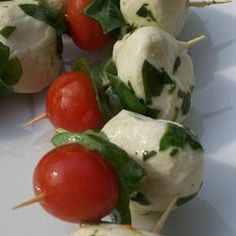 Caprese Appetizer Allrecipes.com