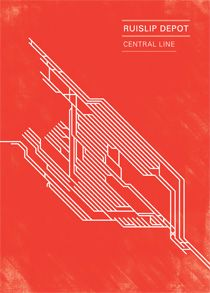 Details of all the postcards featuring schematic illustrations of the train depots on the London Underground network. Central Line, London Transport, London Underground, Tube, Humor, Humour, Funny Photos, Funny Humor, Comedy