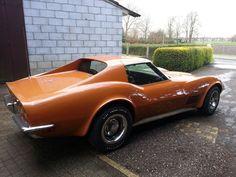 Chevrolet - Corvette Stingray - 1972