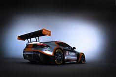 2016 Aston Martin V12 GT3  #Geneva_International_Motor_Show_2016 #Aston_Martin_Vantage_GT3 #Segment_S #British_brands #2016MY #V12 #Aston_Martin
