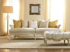 Oui-Oui : Caracole Upholstery : LIVING - SOFAS ~ LOVESEATS : UPH-SOFCAV-11A | Caracole Furniture
