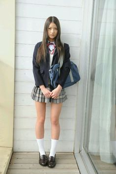 School time on pinterest school girl preppy casual and penny