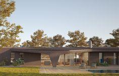 Progetto villa con piscina architetto | MIDE 201 Pergola, Outdoor Structures, Pergolas