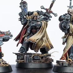 Warhammer 40,000 Squad: Silver – Warhammer Fest 2017 | Golden Demon