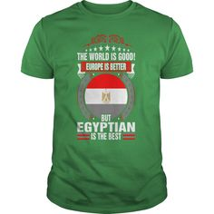 The World Is Good But Egyptian Is The Best - Mens Premium T-Shirt  #gift #ideas #Popular #Everything #Videos #Shop #Animals #pets #Architecture #Art #Cars #motorcycles #Celebrities #DIY #crafts #Design #Education #Entertainment #Food #drink #Gardening #Geek #Hair #beauty #Health #fitness #History #Holidays #events #Home decor #Humor #Illustrations #posters #Kids #parenting #Men #Outdoors #Photography #Products #Quotes #Science #nature #Sports #Tattoos #Technology #Travel #Weddings #Women