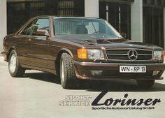 Mercedes (W126) SEC Lorinser