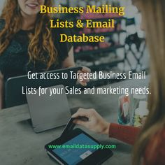 We are a global sales and data intelligence Company maintaining Million Business Contacts worldwide. Our Business Mailing List can be used to generate sales and marketing by reaching your target markets. Business Contact, Business Emails, Buy Business, Global Business, Business Professional, Sales And Marketing, Email Marketing, Fax Number, Business Requirements