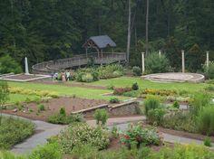 AAS Display Garden State Botanical Garden of Georgia in Athens, GA