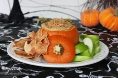 Caramel toffee fruit dip- good with green apples and cinnamon crisps (like those cinnamon pita chips)