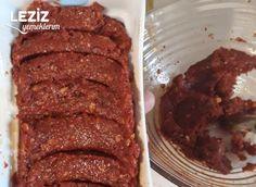 Kahvaltılık Çemen Homemade Beauty Products, Meatloaf, Nutella, Good Food, Brunch, Food And Drink, Beef, Breakfast, Recipes