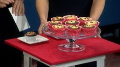 Too good to be healthy: Viewers' guilt-free dessert recipes! On the Today Show!