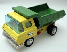 """BANDAI """"Herculess"""" Blech LKW Kipper Dump Truck 1960er in Wetzikon ZH von cyan74 kaufen bei ricardo.ch"""