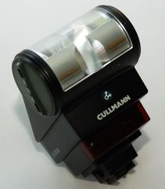 FLASH CULLMANN Electrónico 34 AF/M - 25 €