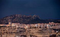 Avis de tempête.. Bonifacio#Unique#Magique#Splendeur#Automne#Realestate#Sperone @immo_sperone