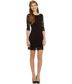 Nice black dresses for juniors