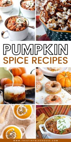 Here are 27 pumpkin spice recipes you just gotta try this year. From drinks to sweet and even savory this is a pumpkin spice lovers dream! Treatment Projects Care Design home decor Homemade Pumpkin Spice Latte, Starbucks Pumpkin Spice, Pumpkin Spiced Latte Recipe, Pumpkin Recipes, Carrot Recipes, Salmon Recipes, Potato Recipes, Kale Recipes, Eggplant Recipes
