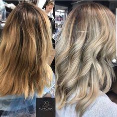 #hair #haircolor #hairstyle #włosy #salon #fryzjerlodz #fryzjer #pasja #klimczakhairdesigners #lodz #łódź #cut #fryzjerlodz #poland #pasja #iamklimczakhair #color #sombre #ombre #women #usmiech #blondehair #blond włosy