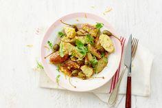 Kapperappeltjes zijn de vruchten van de kappertjesplant. Lekker stevig en friszuur van smaak - Recept - Allerhande