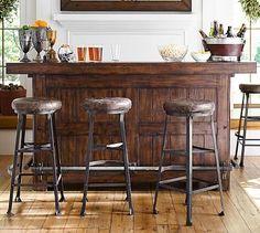 Rustic Ultimate Bar - Large #potterybarn