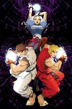 Artist: Jeffrey & Cruz Issue of our series will be out the week after Street Fighter IV hits stores. It& a great time to be a Street Fighter fan! Street Fighter Alpha, Street Fighter Tekken, Super Street Fighter, Ryu And Chun Li, Game Character, Character Design, Geeks, Street Fighter Characters, Street Fights