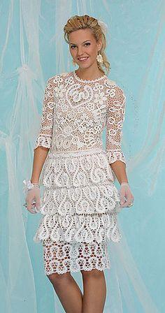 Ravelry: Olgemini's Свадебное платье