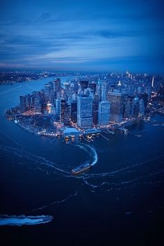 Downtown Manhattan, New York City