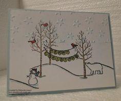 Su Home and SU white Christmas sets