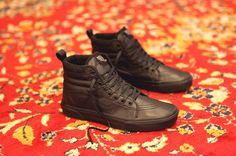 Vans Sk8-Hi MTE All Black http://www.popname.cz/cze/produkty.html/vans